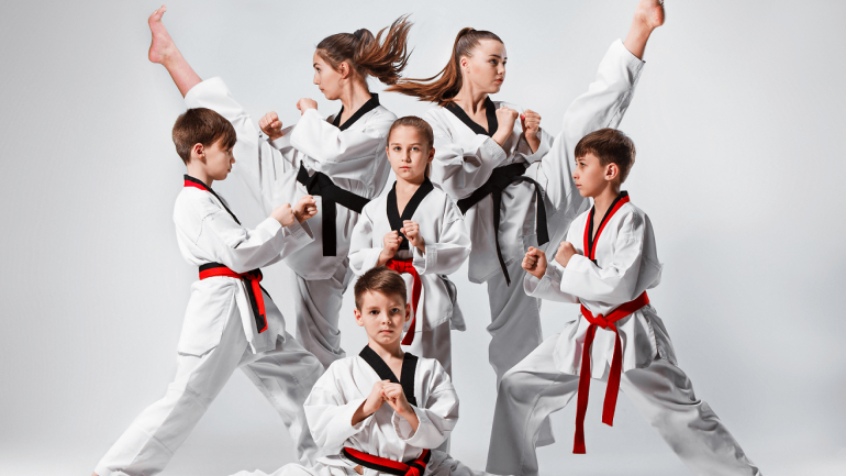 Learn about different types of martial arts – definitions of each